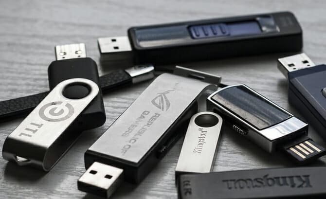 Windows 10 a changé la façon dont nous éjectons les périphériques USB